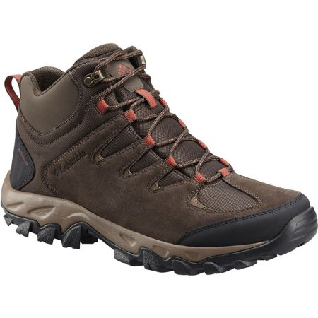 Ghete Barbati Columbia Buxton Peak Mid Waterproof