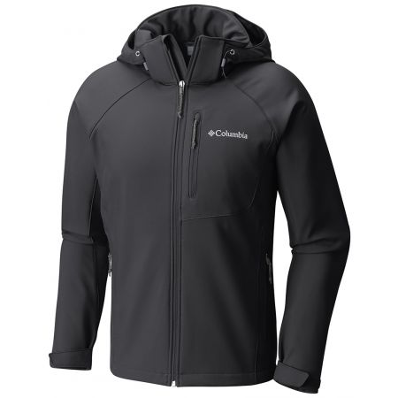 Polar Barbati Columbia Cascade Ridge Ii Softshell