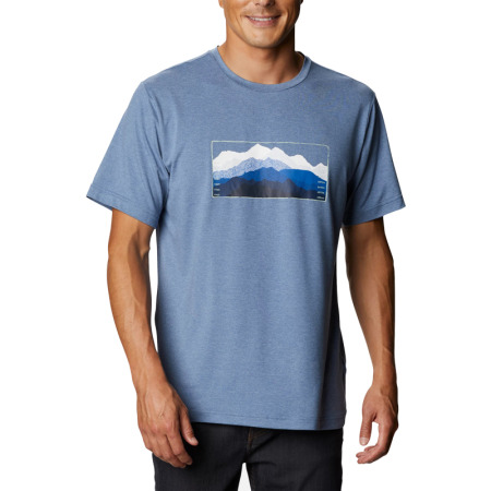 Tricou Barbati Columbia Tech Trail Graphic Tee